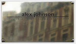 Alex Johnson Plaque
